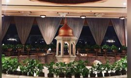 هتل تاج محل-بمبیی رستوران
