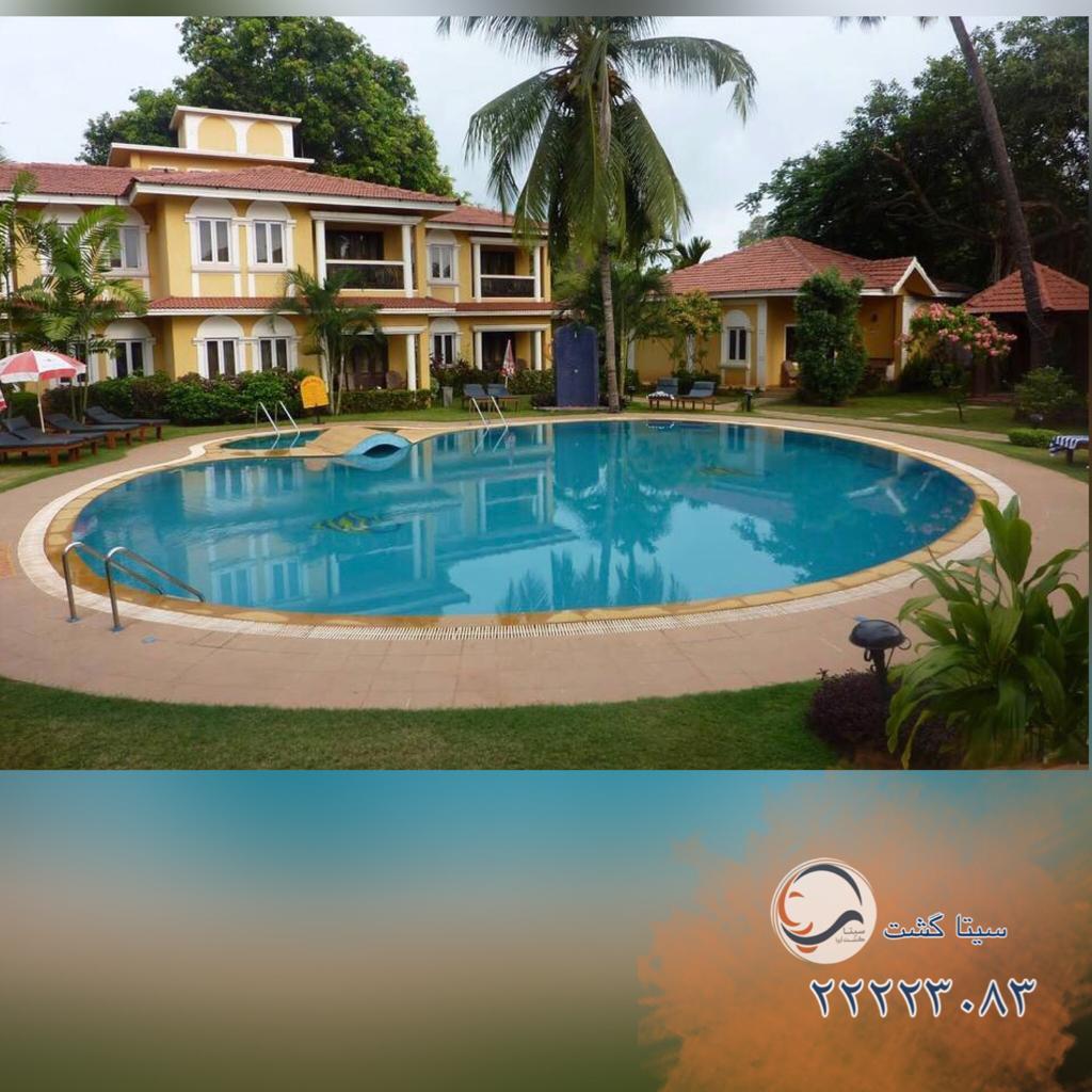 هتل سیداده گوا استخر