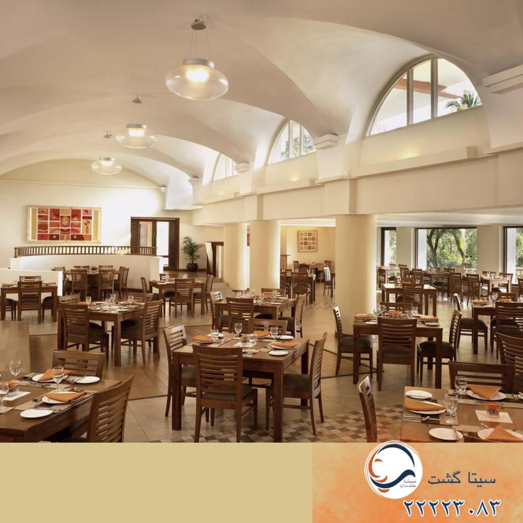 هتل سیداده گوا رستوران
