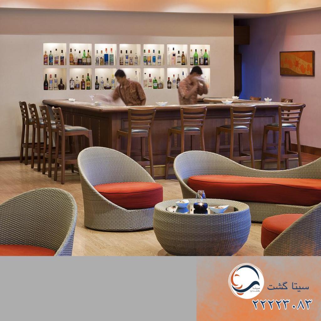 هتل سیداده گوا لابی