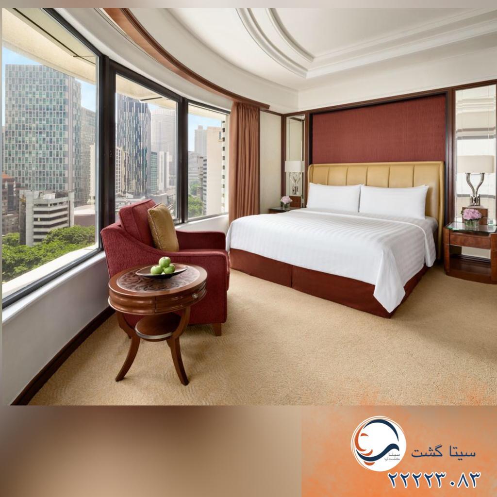 هتل شانگریلا کوالالامپور-اتاق خواب مستر