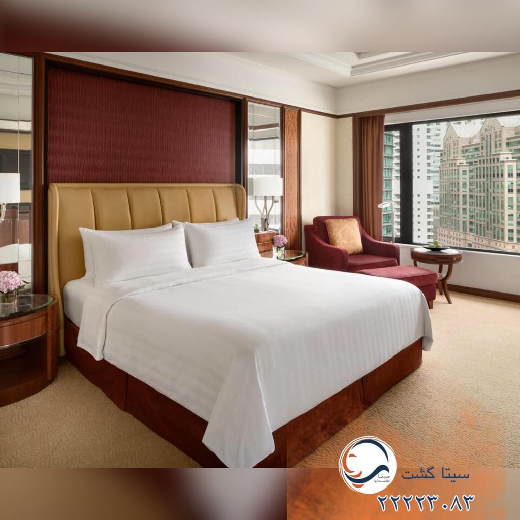 هتل شانگریلا کوالالامپور-اتاق خواب
