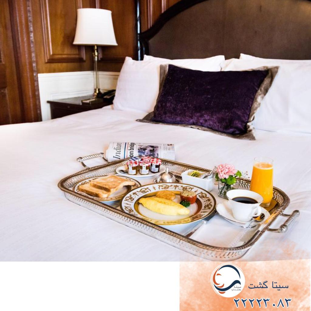 هتل شانگریلا کوالالامپور-اتاق خواب vip