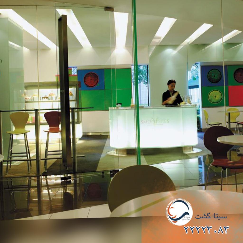 هتل شانگریلا کولالامپور-رستوران