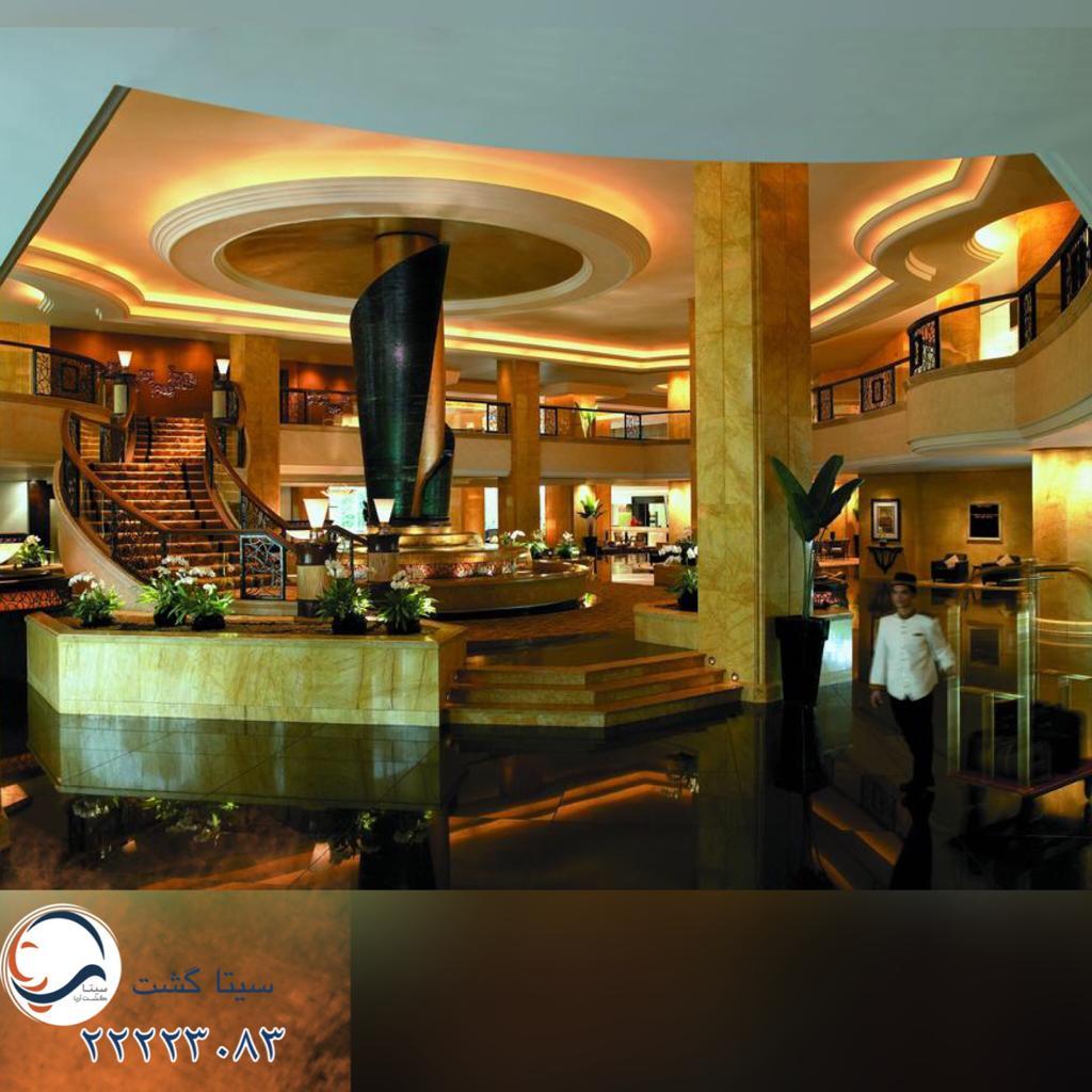 هتل شانگریلا کوالالامپور-لابی