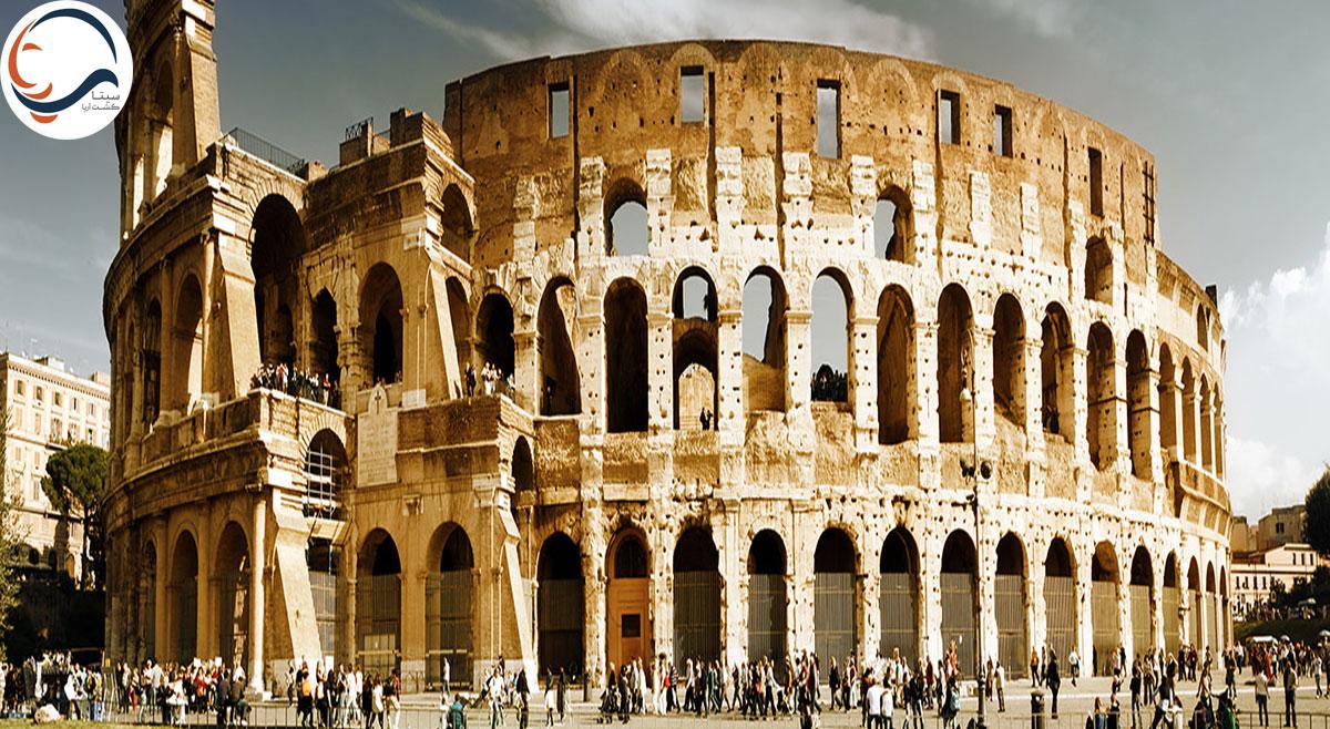 ایتالیا رم ویزای شینگن