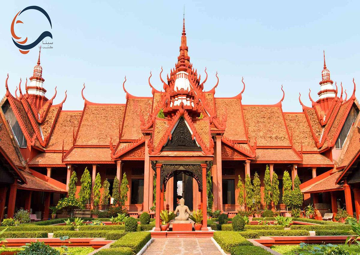 تور کامبوج - سیم ریپ