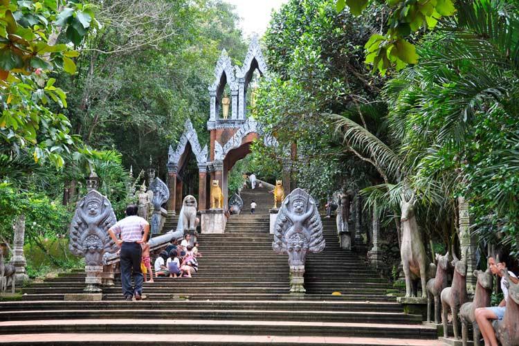 phnom-kulen national park