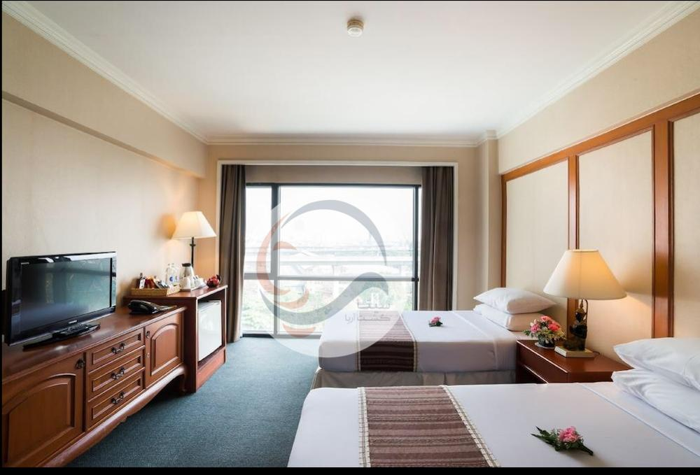 آژانس سیتا گشت هتل بانکوک پلاس اتاف تیری پل