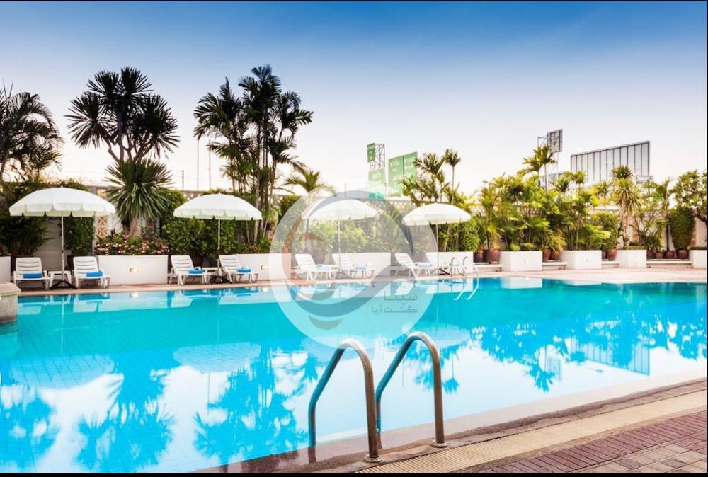 آژانس سیتا گشت هتل بانکوک پلاس استخر