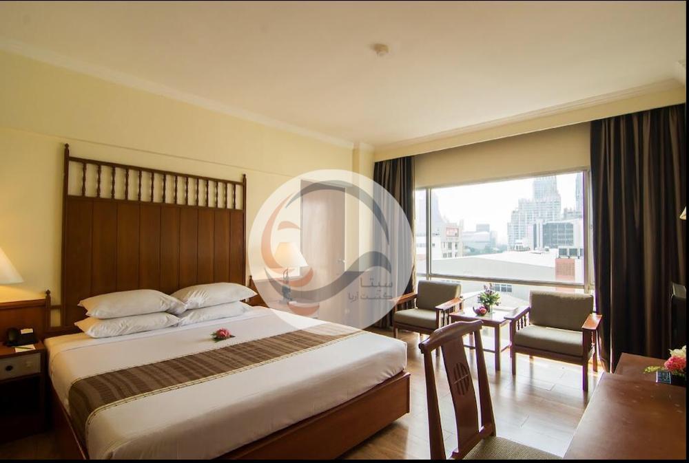 آژانس سیتا گشت هتل بانکوک پلاس سوییت