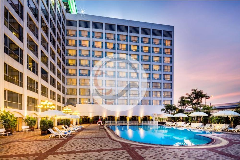 آژانس سیتا گشت هتل بانکوک پلاس نمای هتل